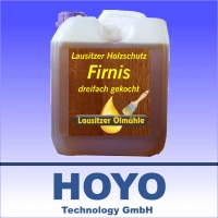 5 Liter Leinölfirnis Holzschutz Holzpflege