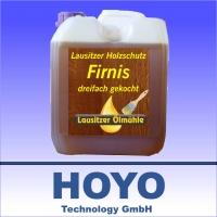 2,5 Liter Leinölfirnis Holzschutz Holzpflege