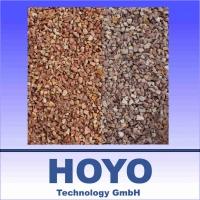 1000 Kg Granitsplitt rot 16 - 32 mm
