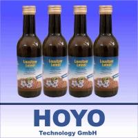 4 x 250 ml Lausitzer Speiseleinöl