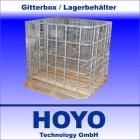 Gitterbox Lagerbehälter