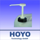 Leinöl Dosierpumpe Hebedosierpumpe für 5, 10 und 20 Liter Kanister 30 ml Hub